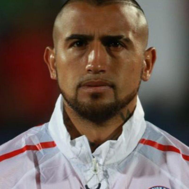 En la selección de Chile podrá continuar en la Copa América Foto:Getty Images