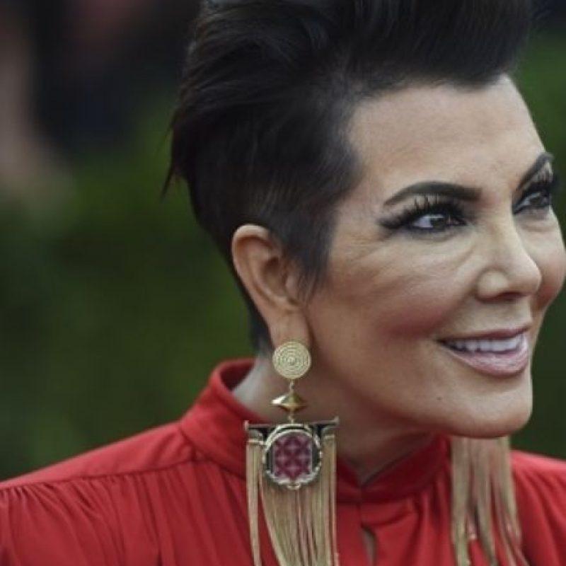 Kris así. Foto:vía Getty Images