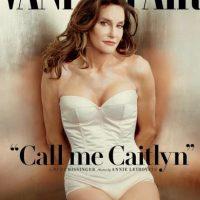 Aquí, Caitlyn, que cuando era Bruce no era muy agraciada, pero luego rompió estándares. Foto:vía Vanity Fair