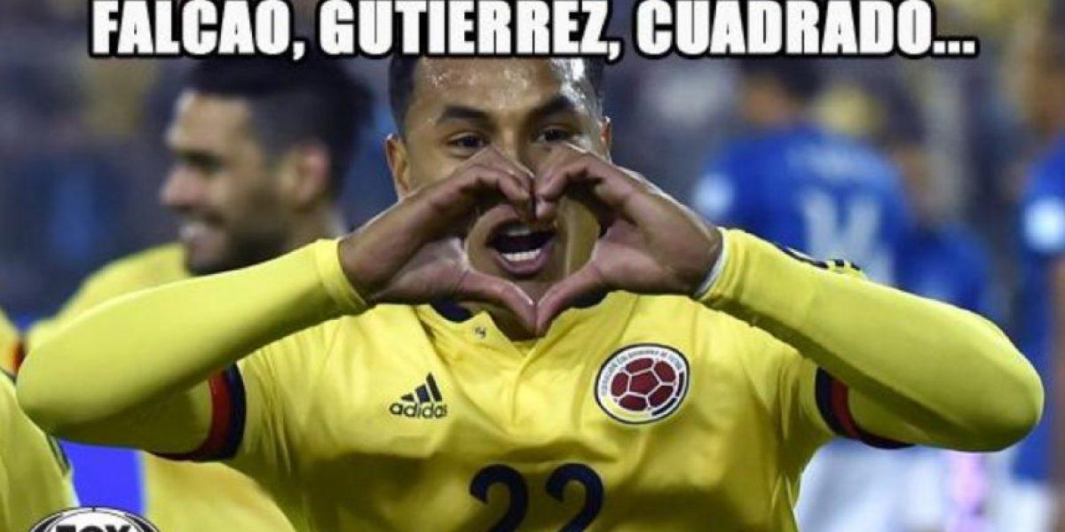 Las redes sociales se mofan de Brasil por su derrota con Colombia