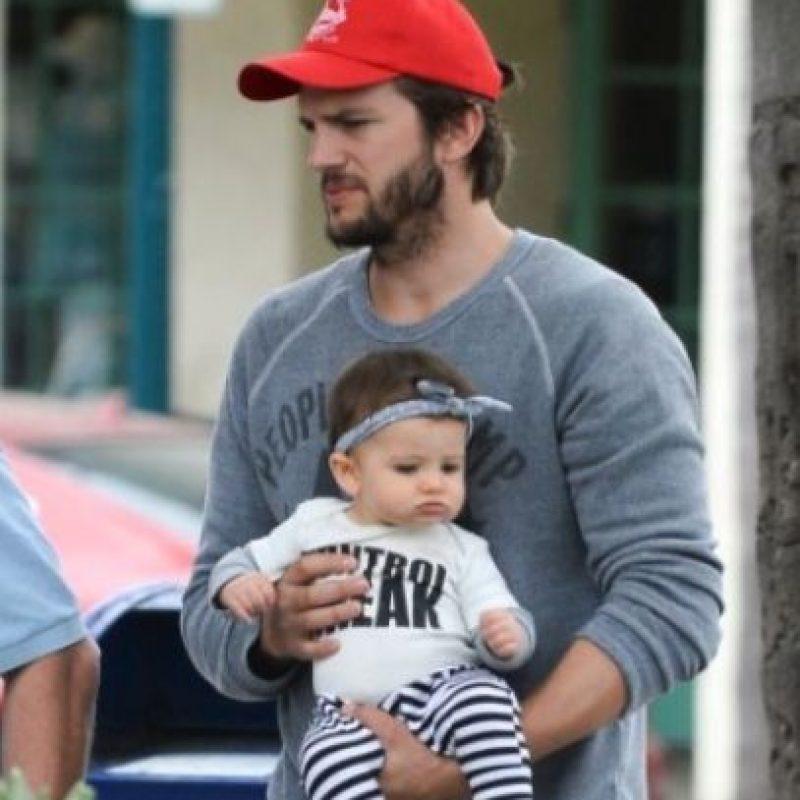 Es uno de los famosos que recientemente se ha convertido en padre. Foto:Grosby Group