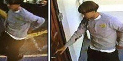 Masacre en Charleston: La policía difundió la foto del agresor