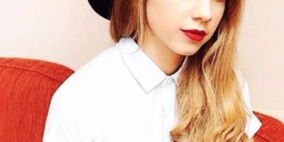 Esta joven cobra cientos de dólares por ser la doble de Taylor Swift