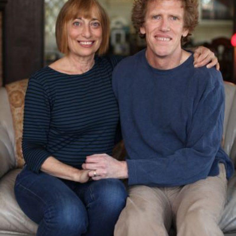 Es pensionada, tiene 68 años. Foto:vía Barcroft Media