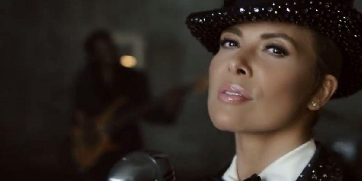 Gloria Trevi estrenó su nuevo videoclip