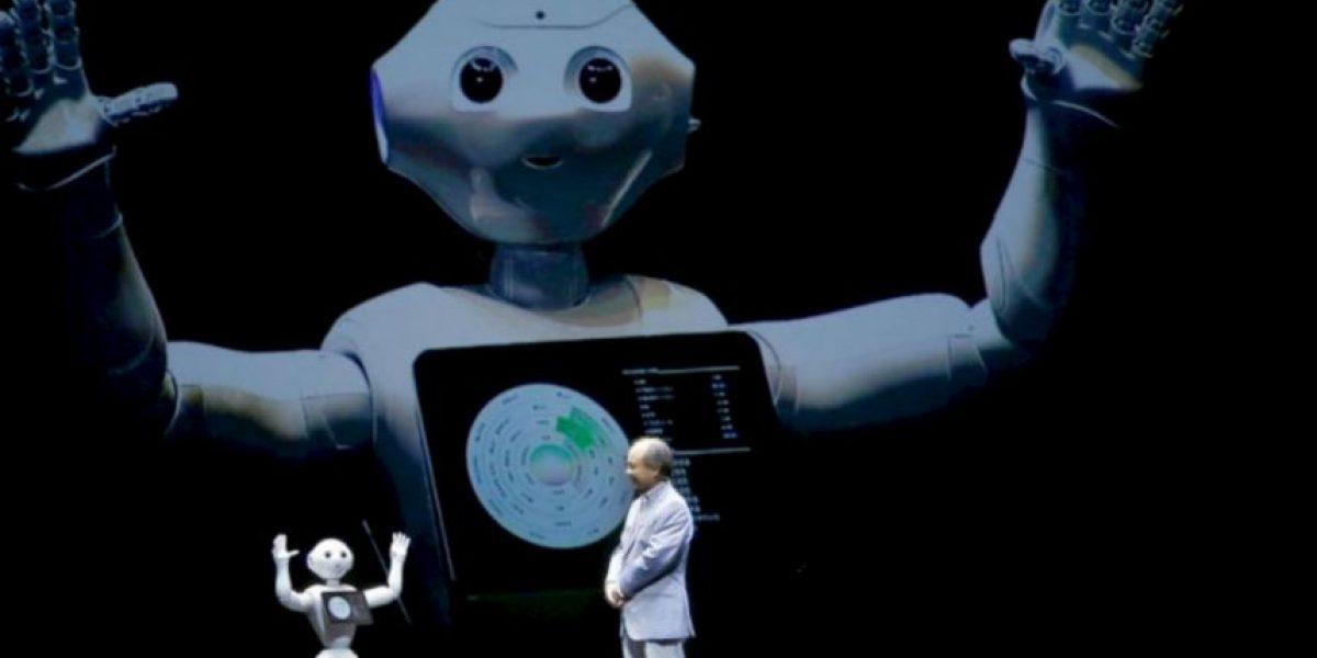 Ponen a la venta robot que tiene