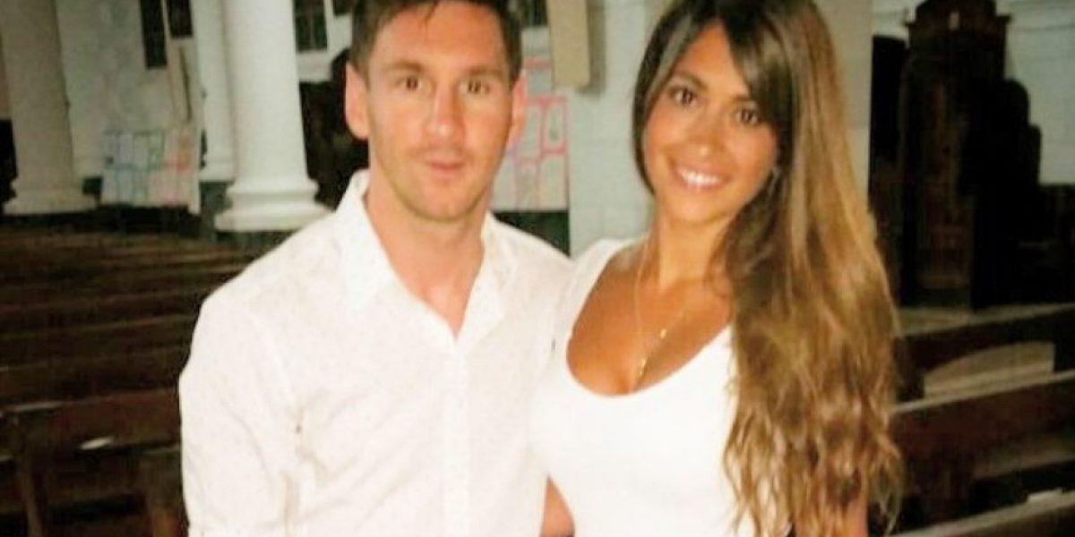 Antonella Roccuzzo, pareja de Lionel Messi, es hospitalizada de urgencia