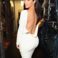 Kim Kardashian: fue víctima de abuso doméstico por parte de su ex esposo Damon Thomas, quien la atacó unos meses después de su boda en el año 2000. El hombre aseguró a Kardashian que la asesinaría a ella y a su familia. Foto:vía Getty Images