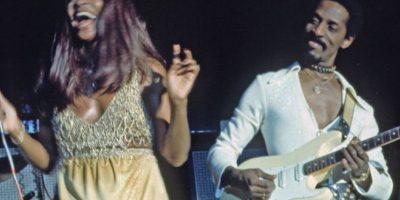 """Tina Turner: en varias ocasiones Tina Turner fue víctima de su esposo Ike. Tina publicó su historia en la autobiografía titulada """"I, Tina"""". Foto:vía Getty Images"""