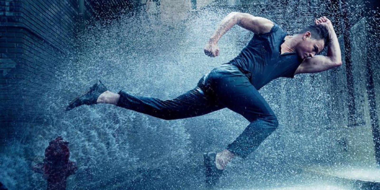 Channing Tatum: ser un bailarín da una condición atlética impresionante. Foto:vía Vanity Fair