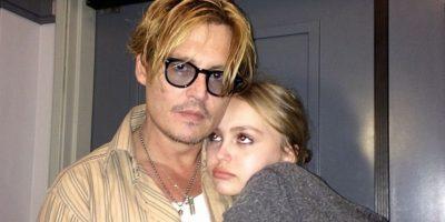 Lily-Rose Depp hija de Johnny Depp y la actriz francesa Vanessa Paradis Foto:Vía instagram.com/lilyrose_depp/