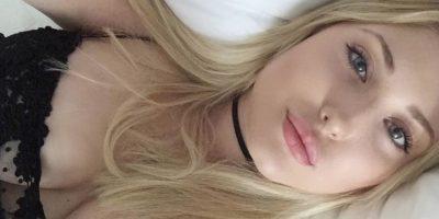 Ella tiene 22 años Foto:Vía instagram.com/hhasselhoff/