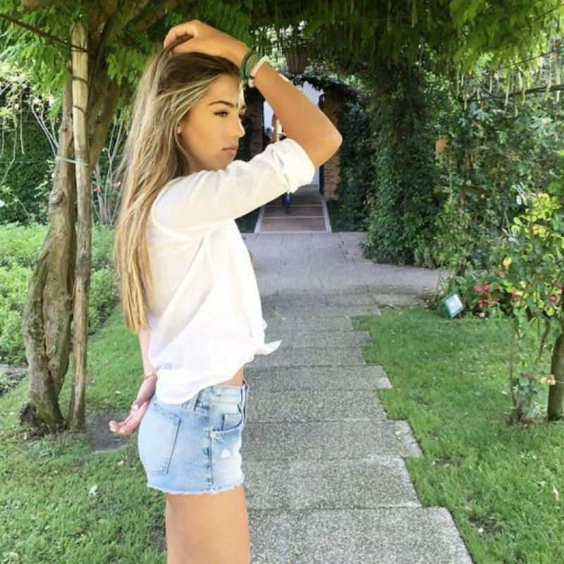 Tiene 17 años Foto:Vía instagram.com/sistinestallone/