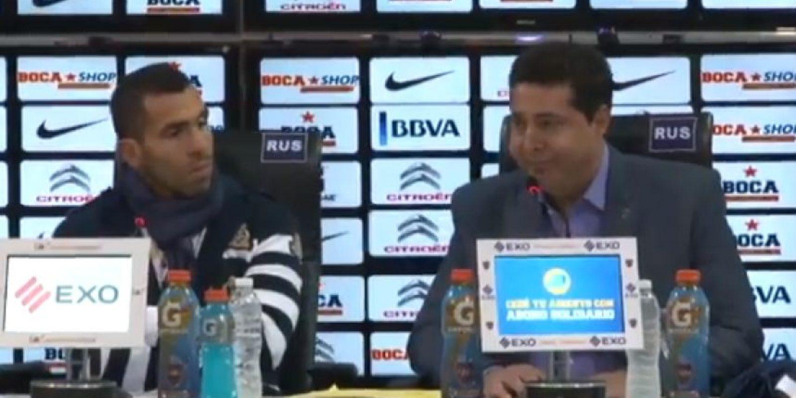 Foto:Club Atlético Boca Juniors