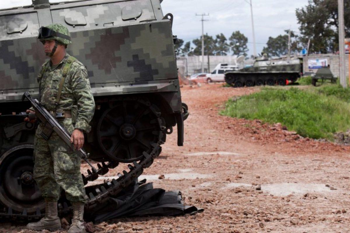 """""""Por otro lado, los Arellano Félix han reasumido una especie de control en Tijuana, uno de los puntos que también buscará recuperar el capo"""". Foto:vía AP"""