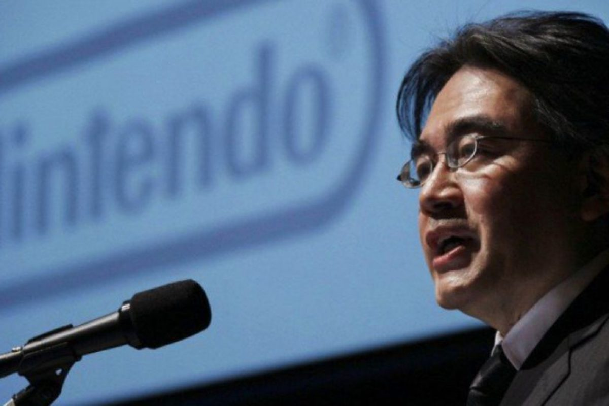 Como presidente, Iwata participó en el proceso de diseño y elaboración de videojuegos, al contrario de sus competidores de Sony y Microsoft Foto:Getty Images