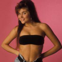 """Actuó también en """"Beverly Hills 90210"""" e incluso salió con Brian Austin Green, pero eso no duró. Foto:vía NBC"""