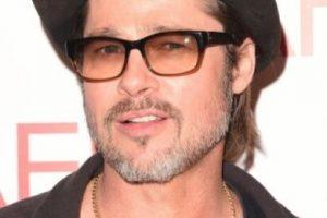 Brad Pitt. Foto:vía Getty Images