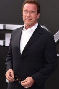 Arnold Schwarzenegger tuvo un hijo con su ama de llaves. Foto:vía Getty Images