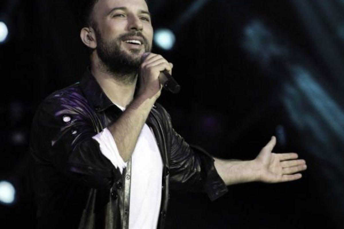 Muak… ¿quién no intentó cantar la canción del beso? Foto:Vía tarkan.com