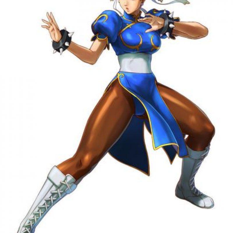"""Chun-Li"" pertenece al universo de ""Street Fighter"". Foto:Capcom"