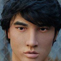 Él se llama Akira Foto:Sinthetics.com