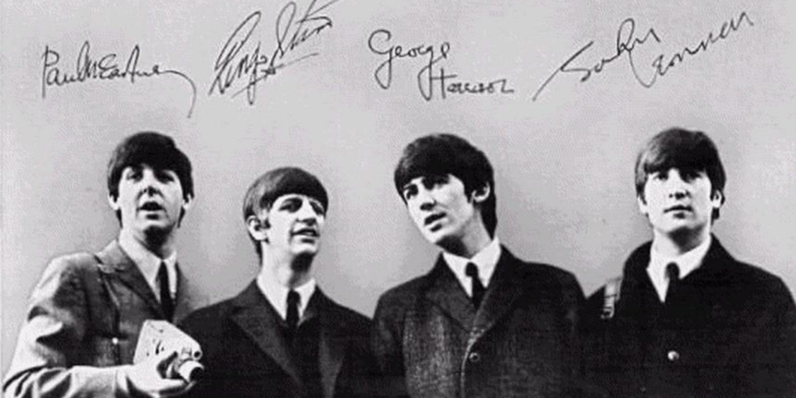 Ningún servicio de este tipo cuenta con la música de The Beatles Foto:Wikicommons
