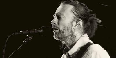 """En 2013, Thom Yorke decidió sacar toda su música de los servicios de """"streaming"""" Foto:Wikicommons"""