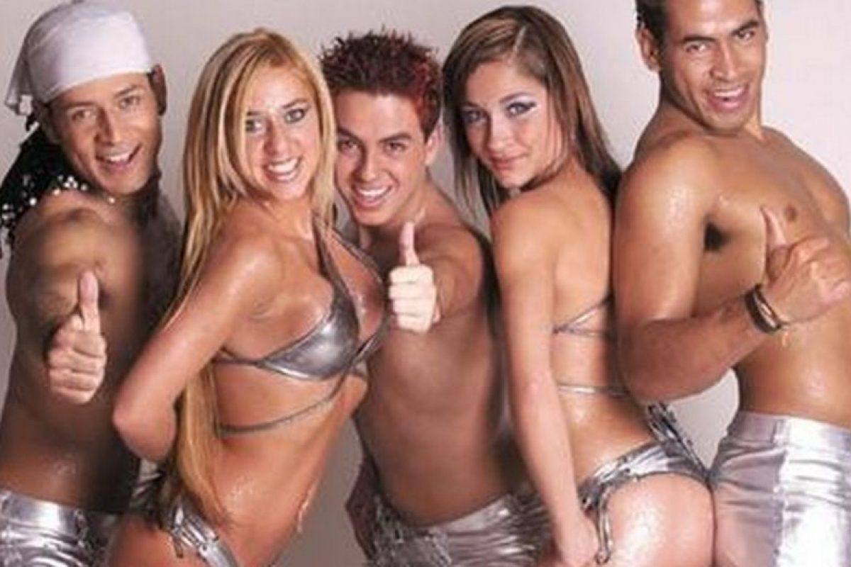 """Su popularidad se perdió en 2005, con su cuarto álbum de estudio """"Positivo"""" Foto:Tumbrl"""