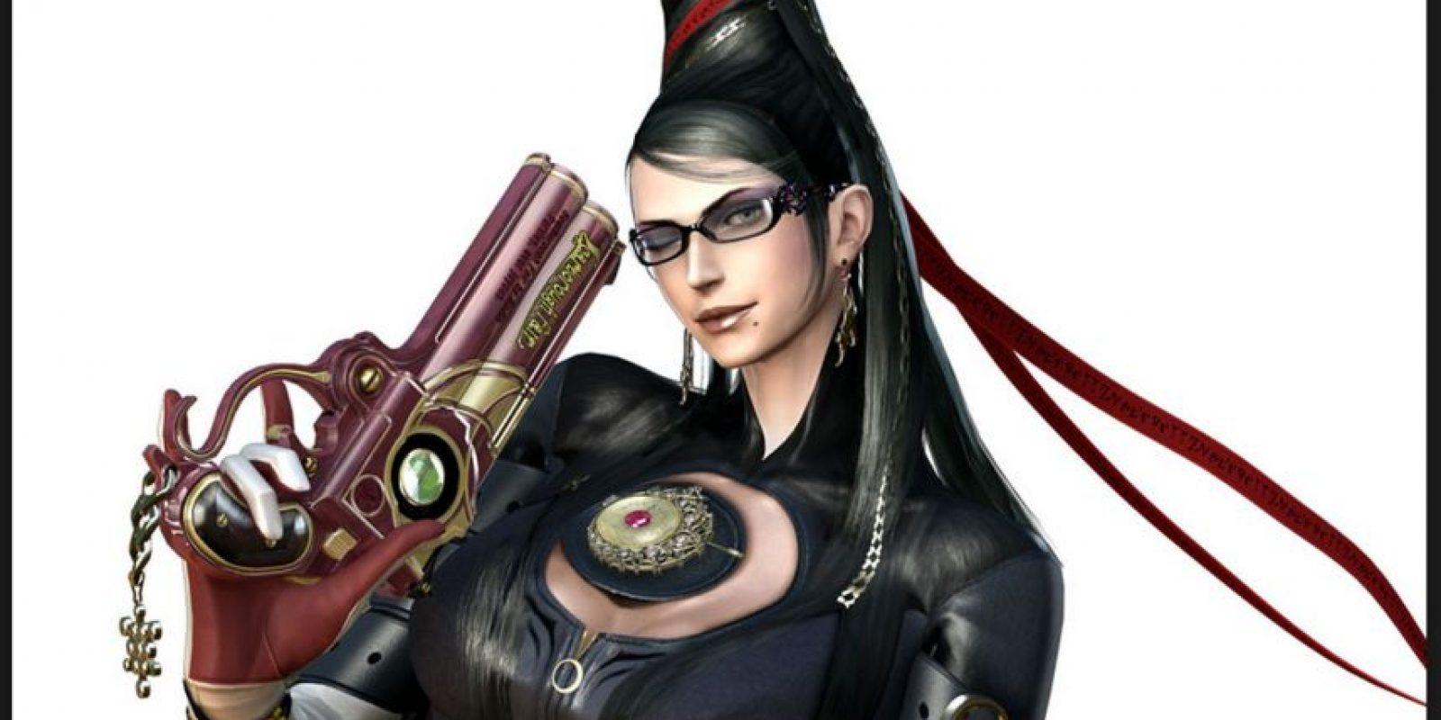 """La bruja """"Bayonetta"""" tiene su propio videojuego, en el que intenta descubrir su pasado mientras destruye ángeles malvado y demonios Foto:Platinum Games / Sega"""