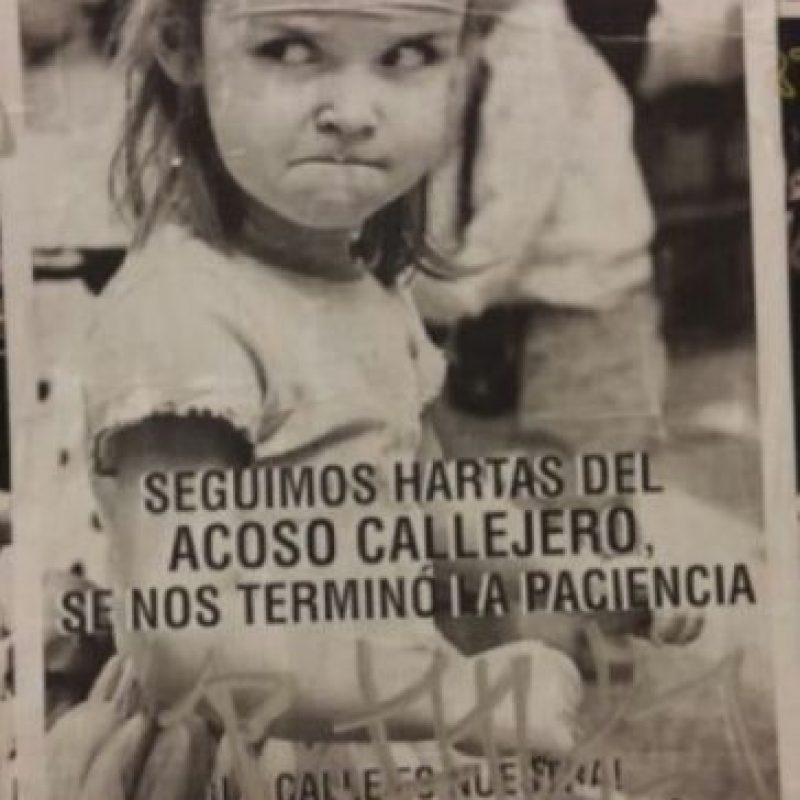 l acoso sexual también se da en el trabajo y puede provocar bajo rendimiento y absentismo. Foto:vía Tumblr/tagged/acoso