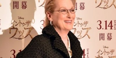 Meryl Streep tiene 66 años. Foto:vía Getty Images