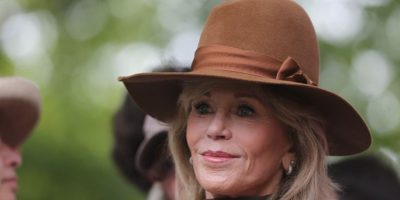 Jane Fonda tiene 77 años. Foto:vía Getty Images
