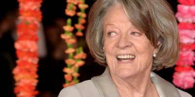 "Maggie Smith tiene 80 años y es conocida por ""Downtown Abbey"" y por ""Harry Potter"". Foto: vía Getty Images"