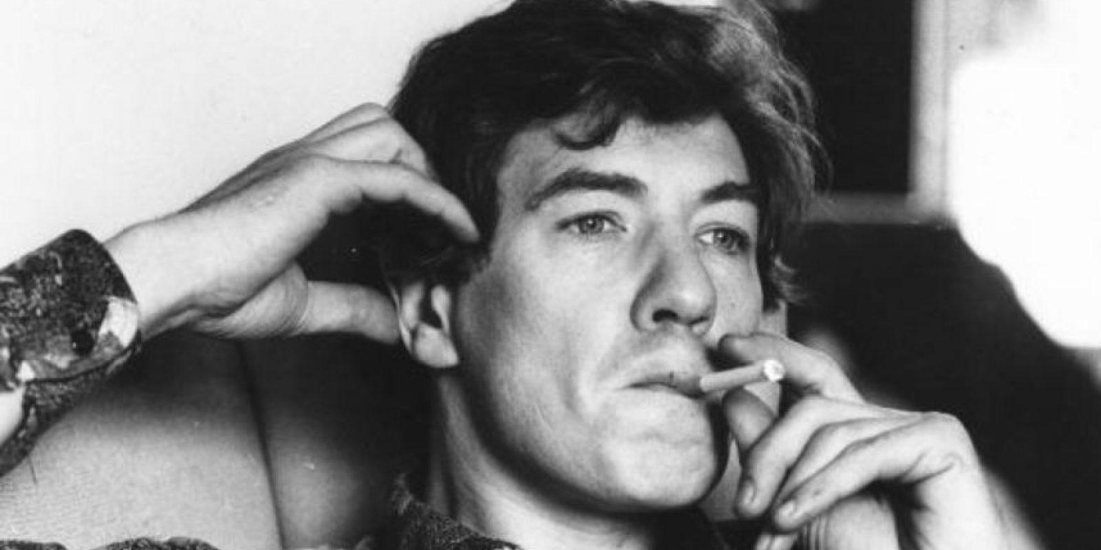 Comenzó a actuar en los años 60, en teatro. Foto:vía Getty Images