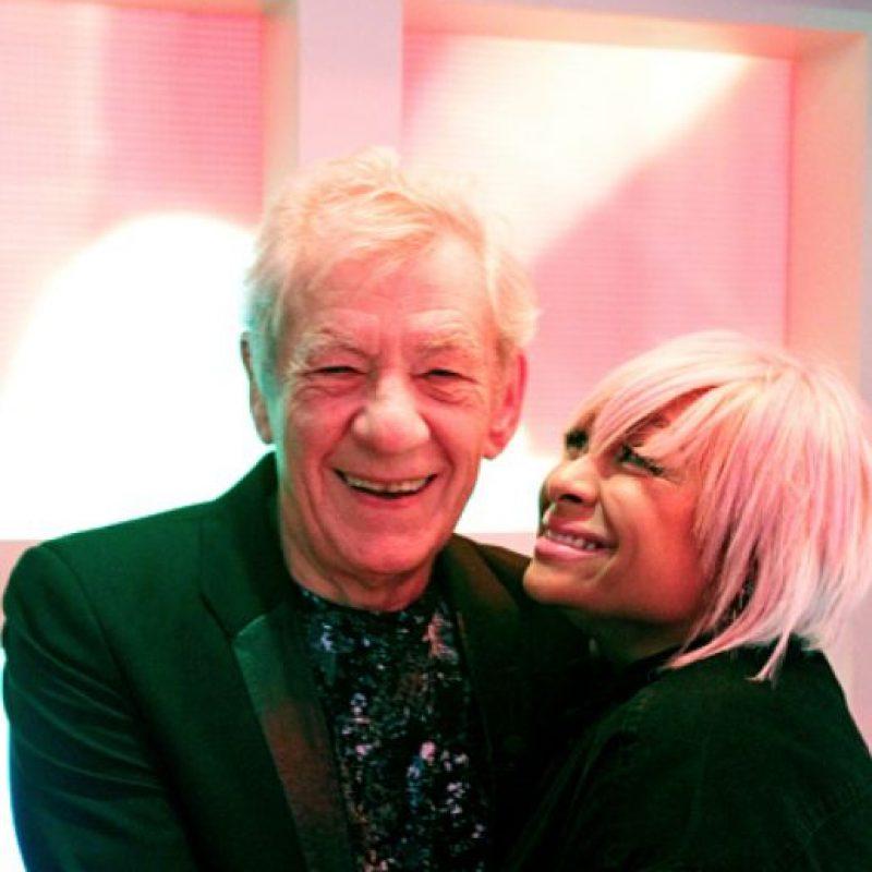 Sir Ian McKellen tiene 76 años. Foto:vía Getty Images