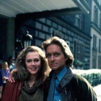 """Se consagró en los 80 con la película """"En busca de la esmeralda perdida"""" Foto:vía Getty Images"""