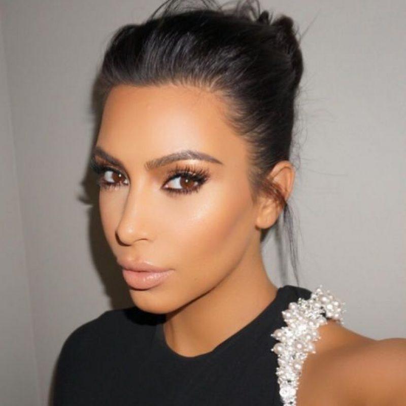 Es famosa por su reality Keeping Up With the Kardashians. Foto:Vía Instagram.com/kimkardashian