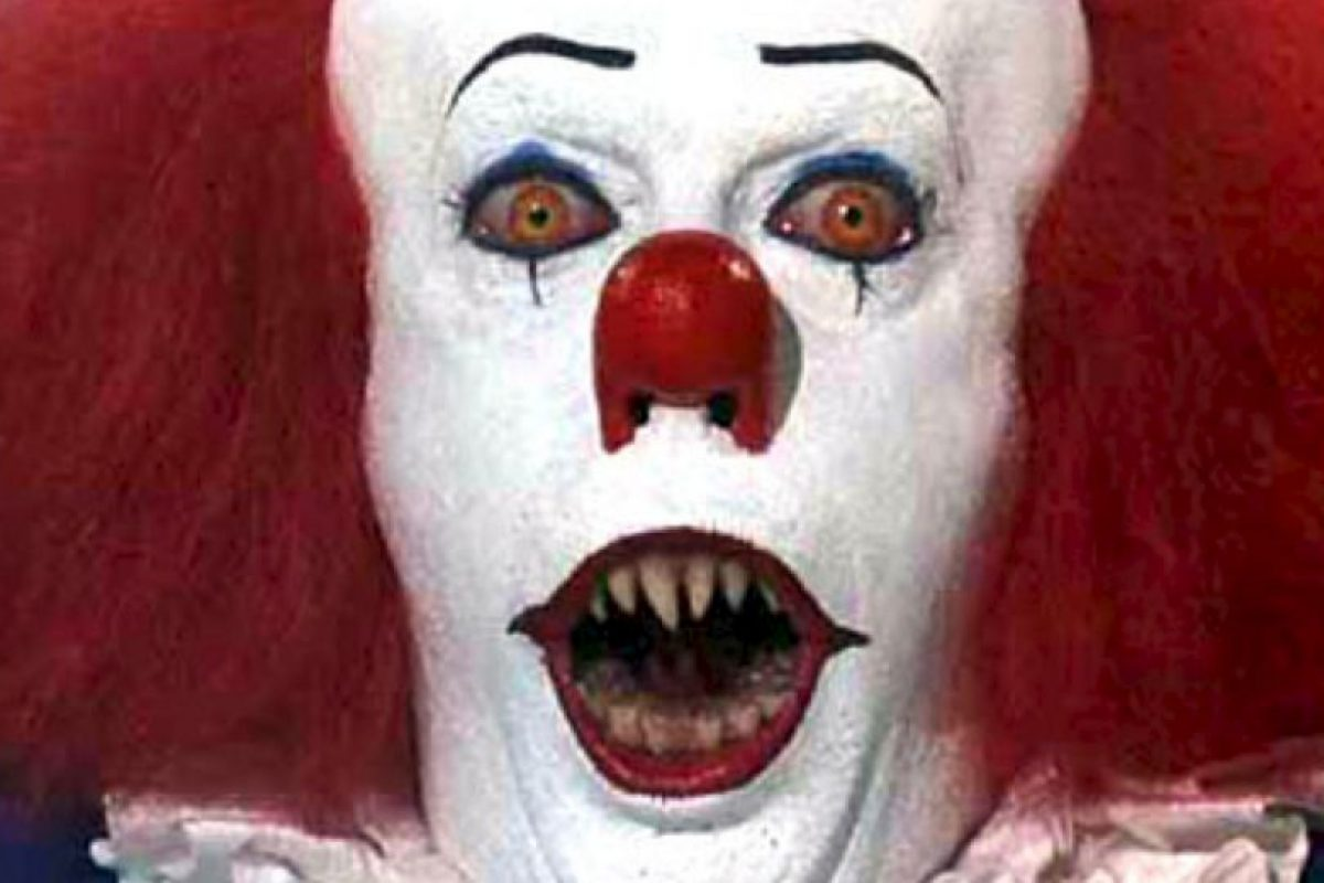 """Pennywise o """"Eso"""". Foto:vía Machine Pearl Releases"""