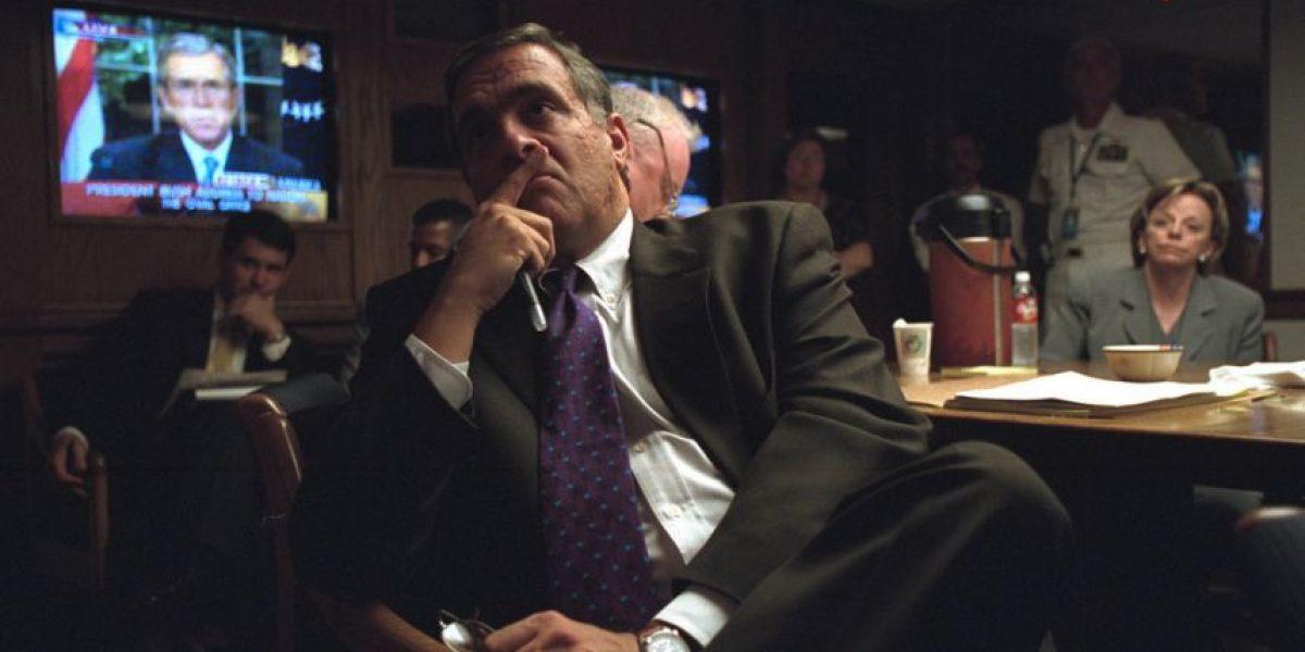 Revelan fotos inéditas de cómo se vivió el 9/11 en la Casa Blanca