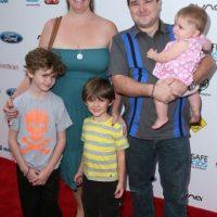 Tienen tres hijos. Foto:vía Getty Images
