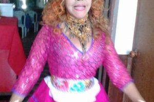 """Judith Bustos, """"La Tigresa del Oriente"""" se hizo famosa por """"Un nuevo amanecer"""". Foto:vía Facebook/La Tigresa del Oriente"""