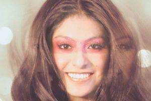"""Wendy Sulca comenzó a los ocho, con """"La Tetita"""". Foto:vía Facebook/Wendy Sulca"""
