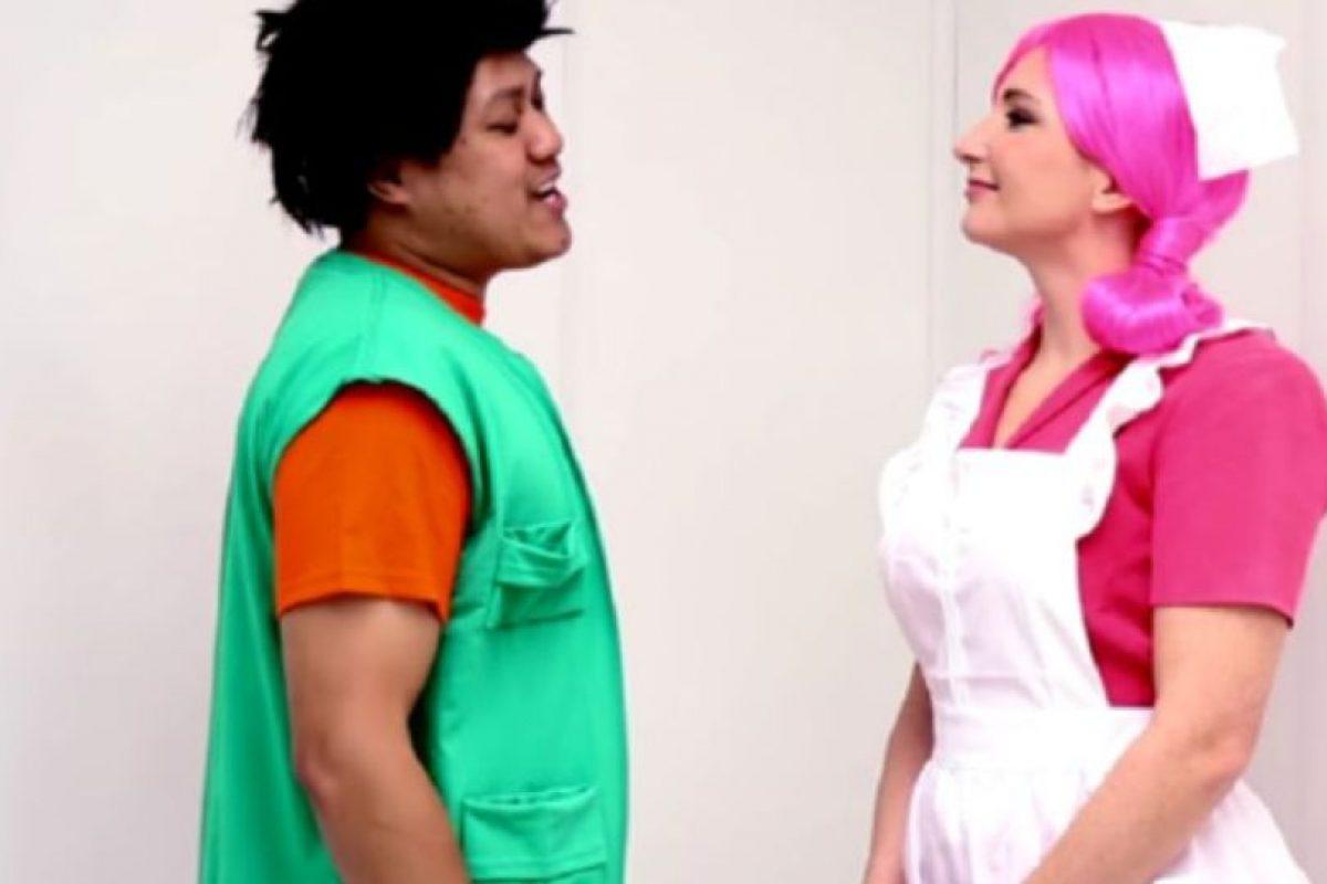 Vean a Joy y a Brock. Foto:vía Woodrocket Productions