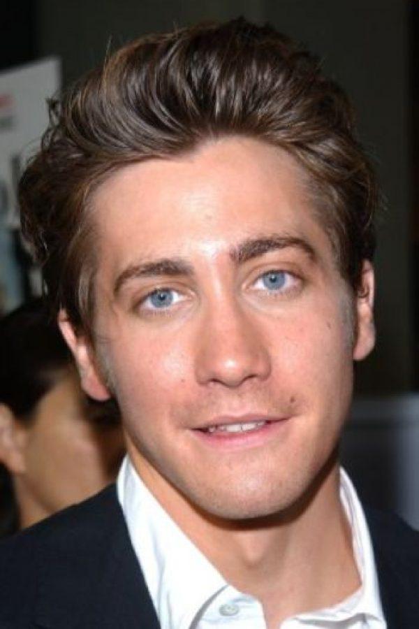 Jake Gyllenhaal viene de una familia artística. Foto:vía Getty Images