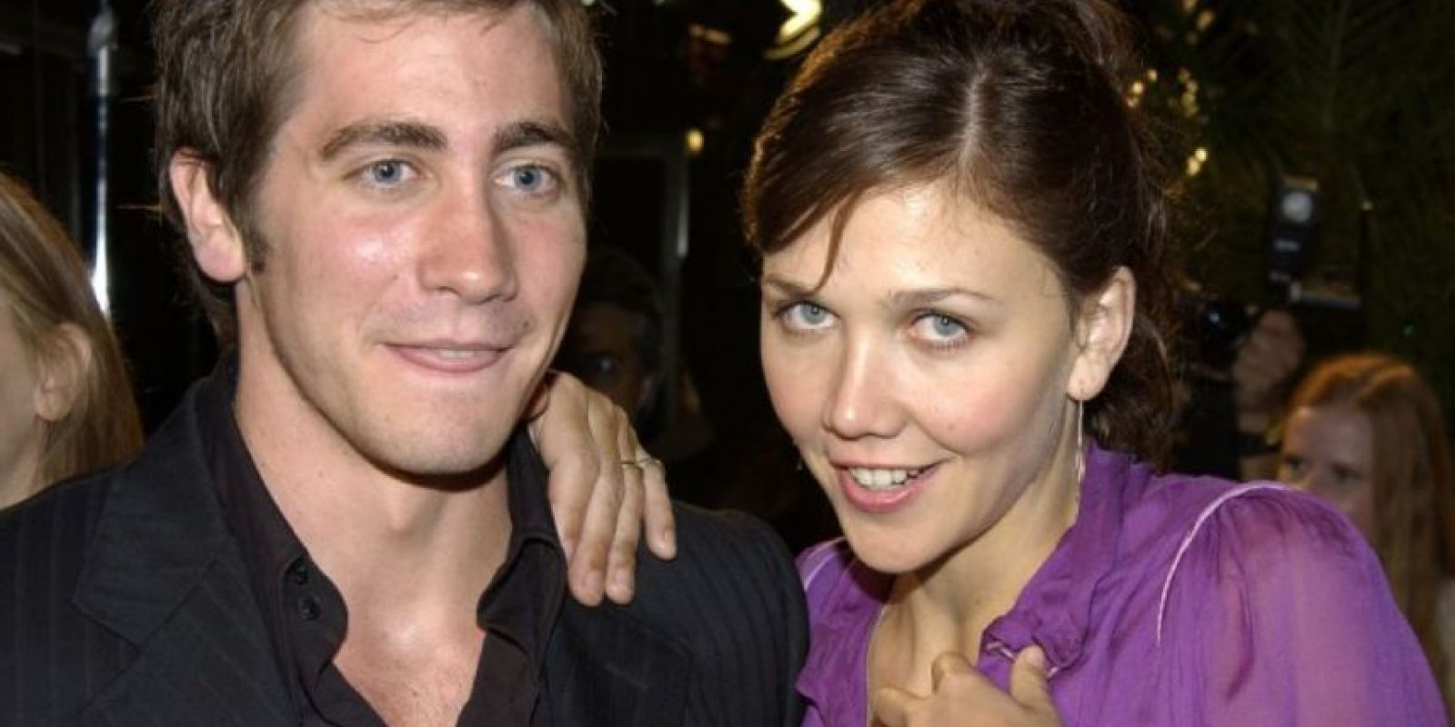 Su hermana Maggie también es excelente actriz. Foto:vía Getty Images