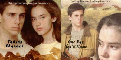 "Scott Disick apareció para ""Heartland"", una serie de libros juveniles. Foto:vía Tumblr"