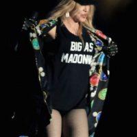 Madonna siempre ha sido la reina de la transgresión. Foto:vía Getty Images