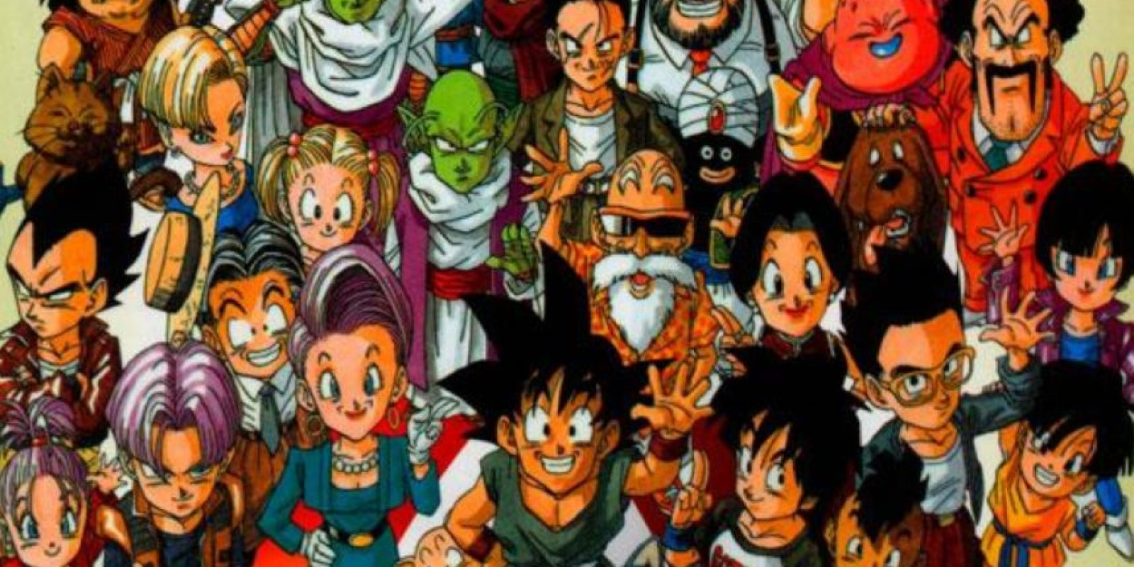 """1. """"Dragon Ball Super"""" es clave para entender qué sucedió antes del último torneo de artes marciales presentado en la serie. También, muestra facetas desconocidas y adorables de cada uno de los personajes. Foto:vía Toei"""