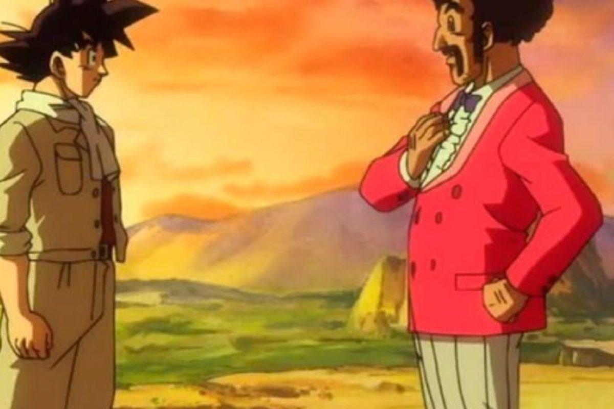 5. Se verá lo que hará Goku para mantener a su familia luego de la batalla contra Majin Boo. Foto:vía Toei